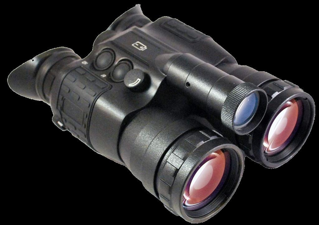 Luna Optics Premium Jumelles Vision Nocturne 3X Noir