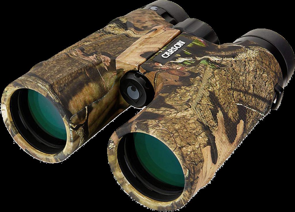 Jumelles de chasse Carson HD 10x42