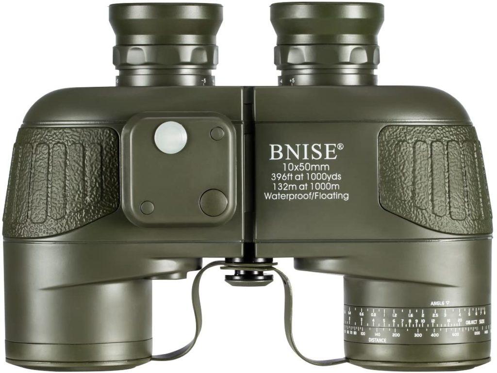 Jumelles marines BNISE 10x50 1111-A vert militaire