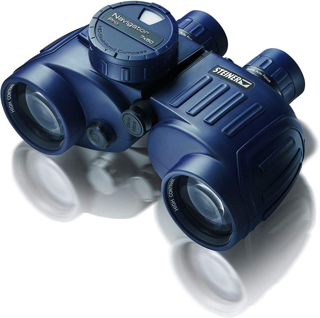 Les jumelles marines Steiner Navigator Pro 7x50c 7155