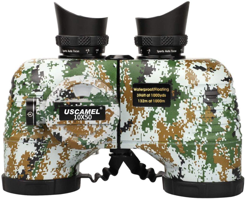 Les jumelles marines USCAMEL 10x50 Ultimes HD YQ-UW120