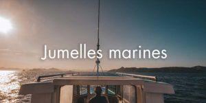 Jumelles marines